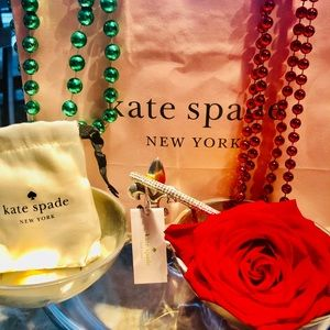 Kate Spade ♠️ New York Razzle Dazzle bangle
